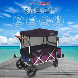 Keenz 7S Moov Folding Wagon Stroller Mosquito Net Bug Insect