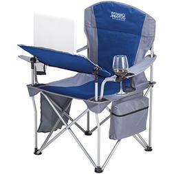 Creative Outdoor Distributor 810396-Blue/Grey Tilt Table wit
