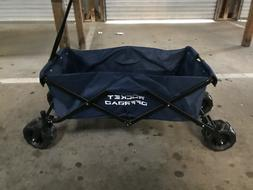 All-Terrain Collapsible Folding Wagon Cart