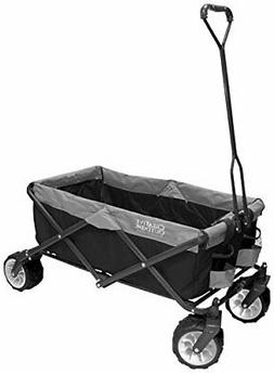 Creative Outdoor Distributor All-Terrain Folding Wagon, Purp