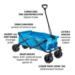 All-Terrain Folding Wagon
