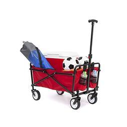 allterrain beach wagon cart fold