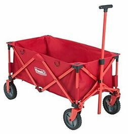 Carry Wagon Large tires folding Outdoor wagon Carry cart Mul