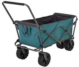 Uquip Outdoor Cart Buddy XL, Big Wheels, Heavy Duty Steel Fr