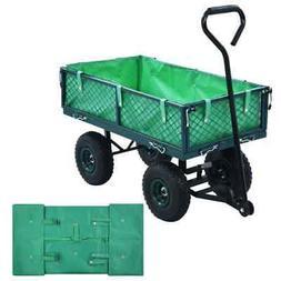 Cart liner for Heavy Duty Utility Folding Camp Beach Garden