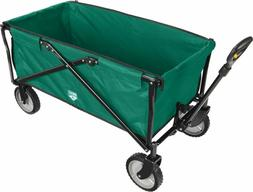 Collapsible Beach Folding Quest Flat Wagon Utility Shopping