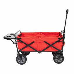Mac Sports Collapsible Folding Outdoor Utility Wagon (Wagon