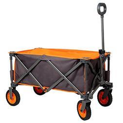 collapsible folding utility wagon