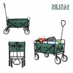 Collapsible Kid Sport Buggy Folding Wagon Beach Camp Garden