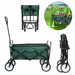 Collapsible Sport Buggy Folding Wagon Beach Camp Garden Kid