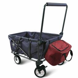 REDCAMP Collapsible Wagon Cart Folding Utility Wagon Outdoor