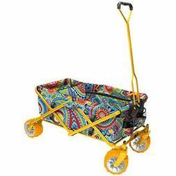 Creative Outdoor Distributors 900268-Paisley/Yellow All-Terr