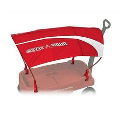RADIO FLYER DELUXE FAMILY WAGON CANOPY COVER PROTECTION SHAD