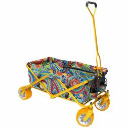 Creative Outdoor Distributors 900268-Paisley/Yellow All-Terr