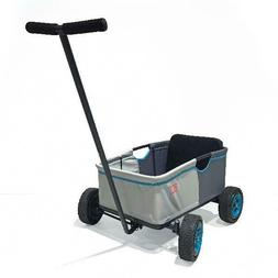 Hauck Eco Uno Multipurpose Fold-Up Ride On Wagon Removable,c