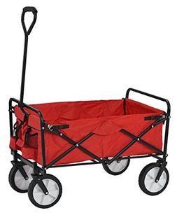 Muscle Carts FCW3622 3.5 cu. ft. 22 in. W Folding Utility, R
