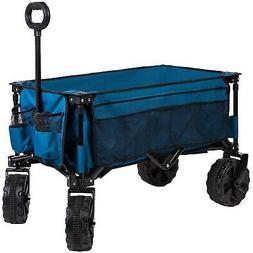 Timber Ridge Folding Camping Wagon/Cart - Collapsible Sturdy