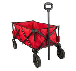 Folding Garden Carts Yard Wagon Cart Lawn Utility Cart Outdo