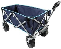 Folding Utility Beach Wagon - Multicolors