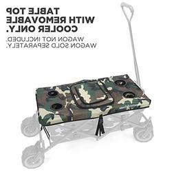 Creative Outdoor Distributor Folding Wagon Table Top Cooler