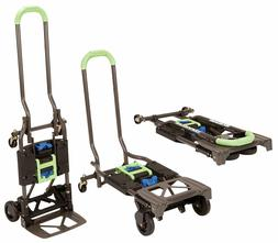 Convertible Hand Truck Dolly Cart Folding Wagon Upright Movi