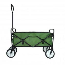Garden Tree Wagon Foldable Cart Storage Playing Toy Carts Ou