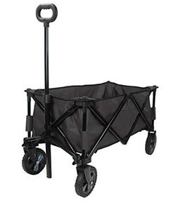 Patio Watcher Heavy Duty Collapsible Folding Garden Cart Uti
