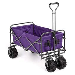 Outdoor Innovations Heavy Duty Collapsible All Terrain Foldi