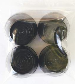 Quadrapoint Hub Caps for Radio Flyer Plastic & Folding Wagon