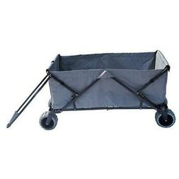 Impact Canopy Folding Collapsible Utility Wagon, Extra-Large