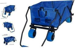 Impact Canopy Folding Collapsible Utility Wagon, Extra Extra