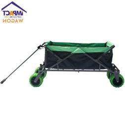 Impact Canopy Folding Utility Wagon, Collapsible, All Terrai