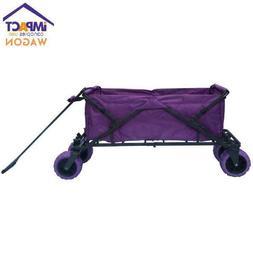 Impact Canopy Folding Utility Wagon, Collapsible, All Terrai