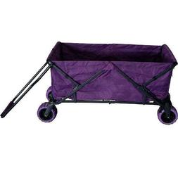 impact canopy folding utility wagon collapsible all