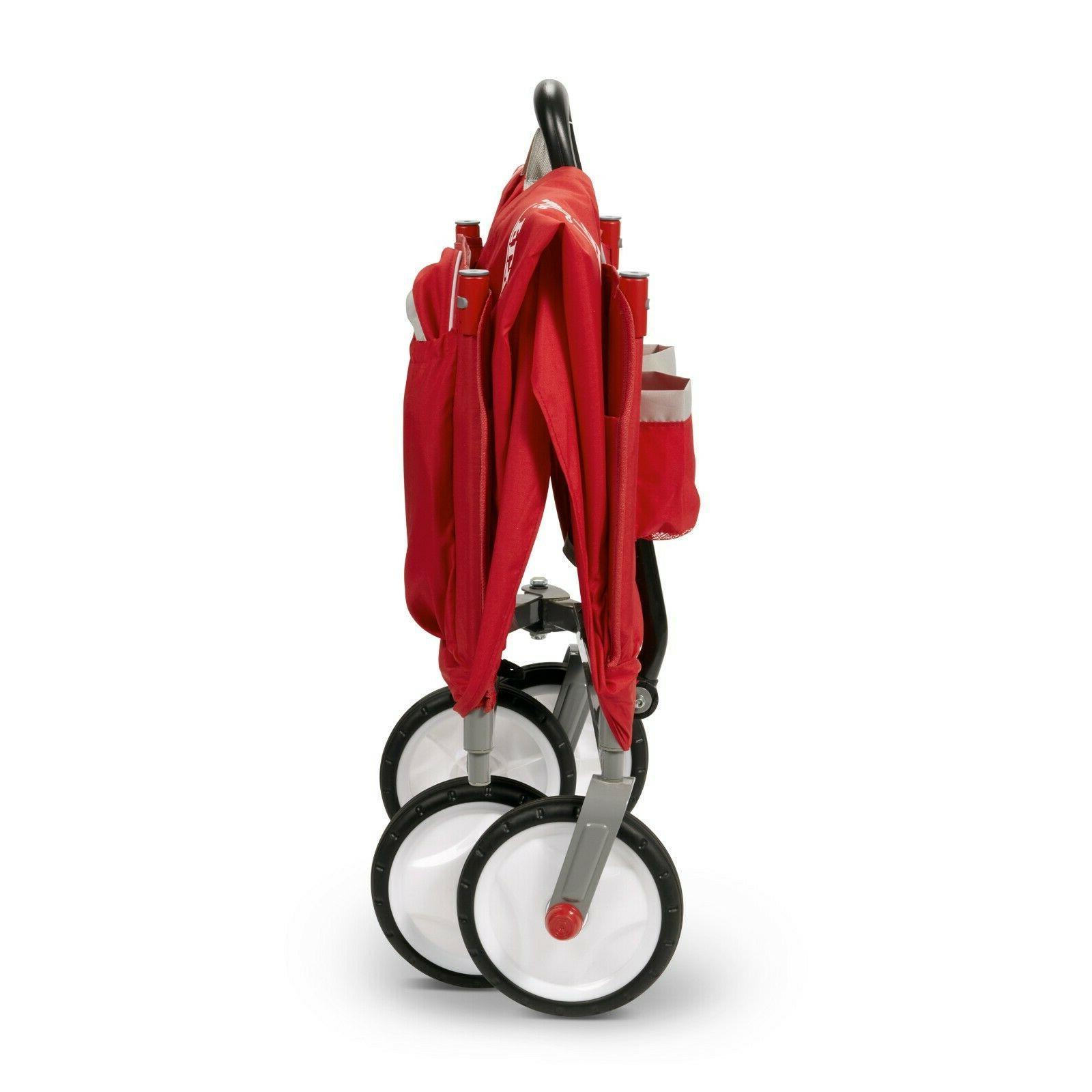 Radio EZ Fold Canopy Ride-On Toys
