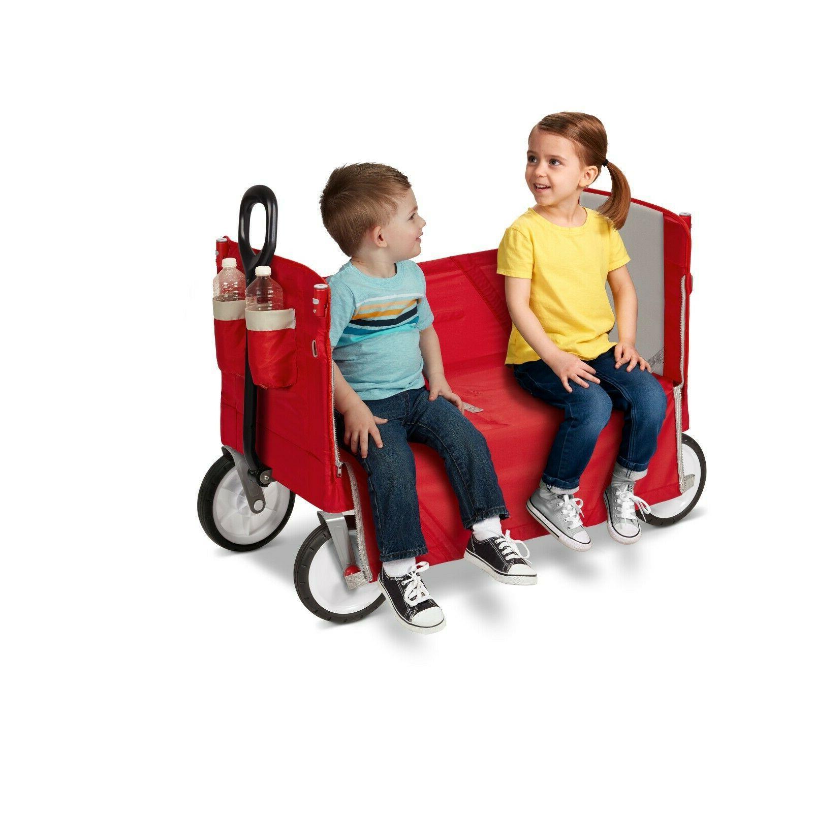 Radio Flyer, 3-in-1 Fold Ride-On Toys