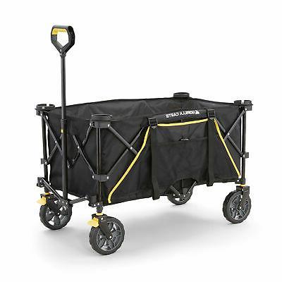 7 cubic feet foldable utility wagon