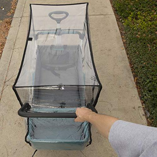Push Rain Cover, Clear