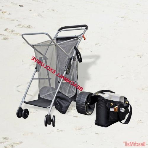 Wonder Wheeler Cart - Wheels with Removable Tote Bag