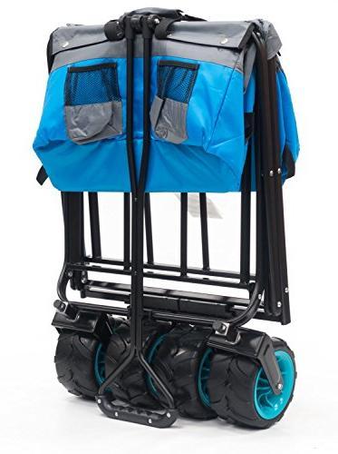 Creative Outdoor Folding Wagon,
