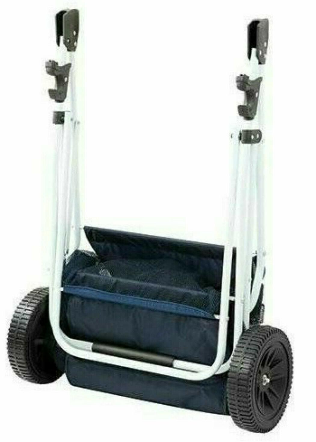 Beach Wagon Folding Wide Wheels