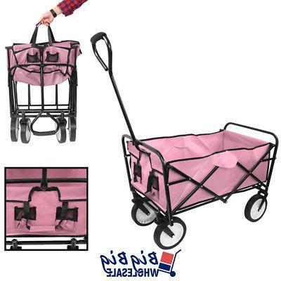 beach wagon cart kid folding collapsible camping