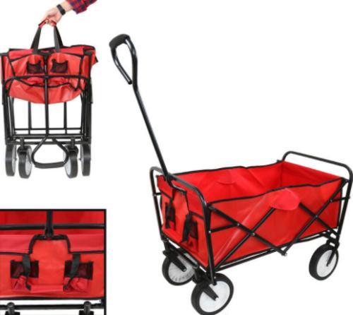 beach wagon cart kid folding storage camping