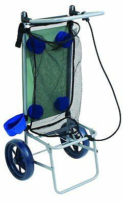Beach Wagon Cart Large Best With Wheels Buggy Folding Rollin