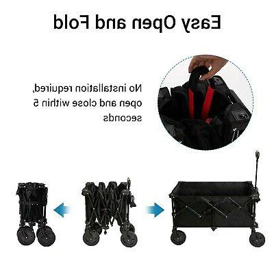 Pacific Wagon Collapsible Cart for