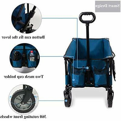 Camping Wagon Cart Heavy Use