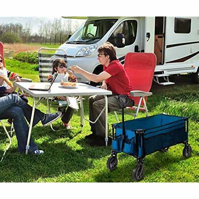 Camping Wagon Heavy Duty