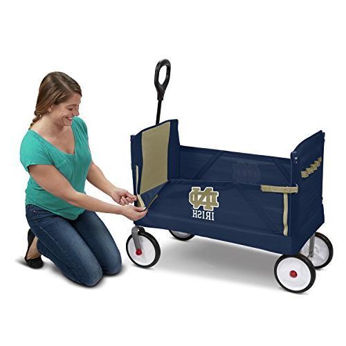 Radio Flyer 3-in-1 Fold Wagon