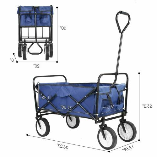 Collapsible Cart Buggy Cart Sports
