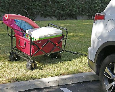 Collapsible Utility Wagon Cart All Terrain